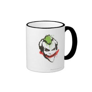 Joker Graffiti Coffee Mug