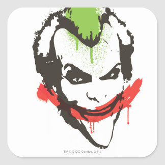 Joker Graffiti Stickers