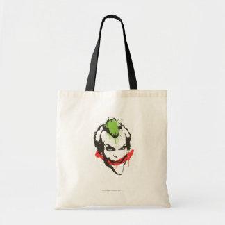 Joker Graffiti Tote Bag