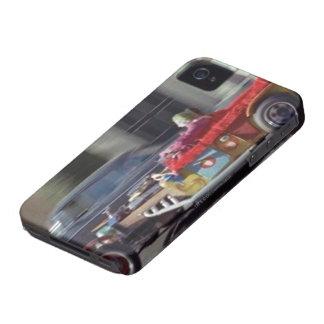 Joker - In Jokermobile 3 iPhone 4 Covers