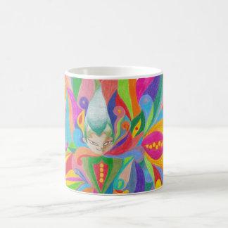 Joker in the Wild Classic White Coffee Mug