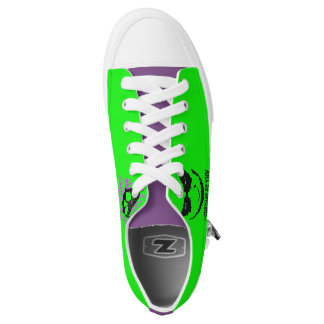 Joker Inspired Shoes