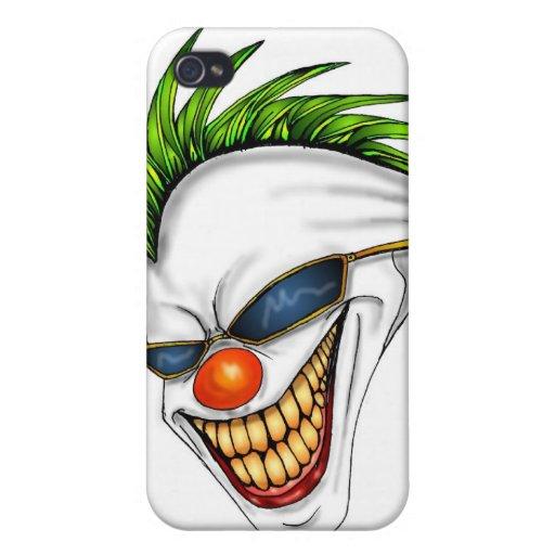 Joker Cases For iPhone 4