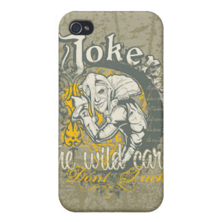 Joker Covers For iPhone 4