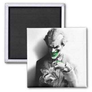 Joker Key Art Square Magnet