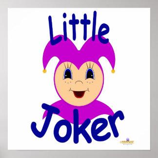 Joker Kiddo Face Little Joker Posters