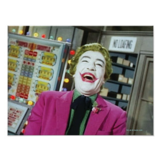 Joker - Laughing 4 Print