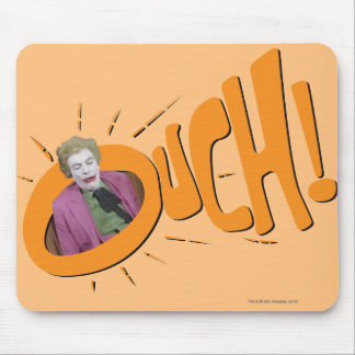 Joker OUCH! Mouse Pad