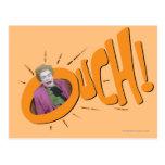 Joker OUCH! Postcard