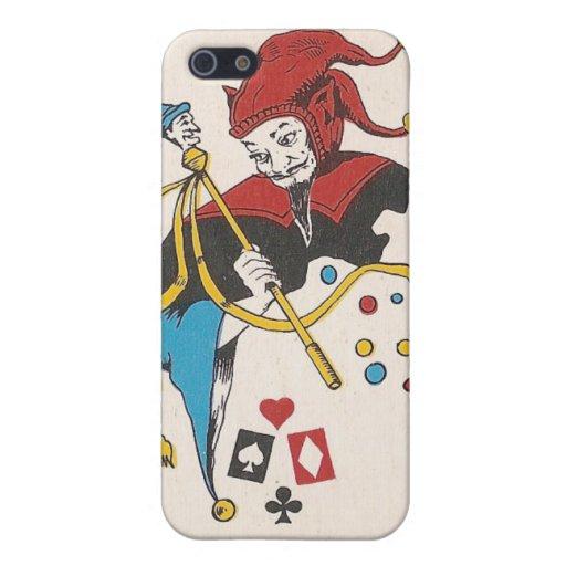 Joker Phone iPhone 5 Cover