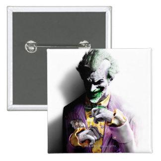 Joker Pinback Button