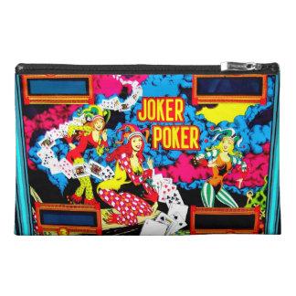 Joker Poker Travel Accessory Bags