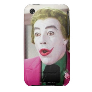 Joker - Shock 4 iPhone 3 Case-Mate Cases