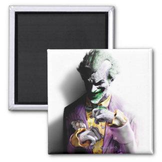 Joker Square Magnet