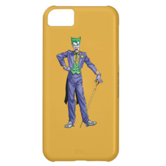 Joker stands with Cane iPhone 5C Case