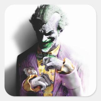 Joker Square Sticker