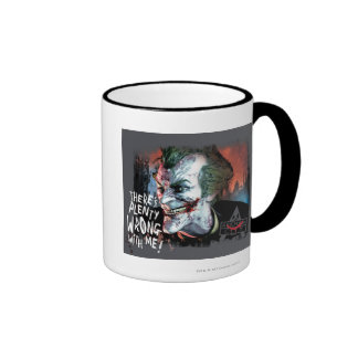 Joker - There's Plenty Wrong With Me! Coffee Mugs