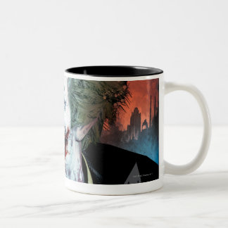 Joker - There's Plenty Wrong With Me! Two-Tone Coffee Mug