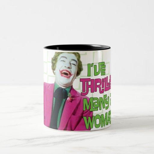 Joker - Thrill Coffee Mug