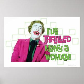 Joker - Thrill Poster