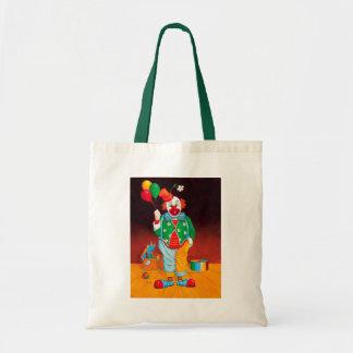 Joker Tote Canvas Bags