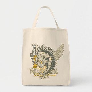 Joker Grocery Tote Bag