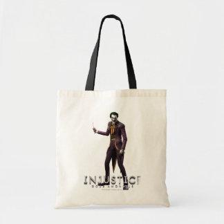 Joker Budget Tote Bag