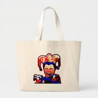 Jokers The MUSEUM Zazzle Gifts Jumbo Tote Bag