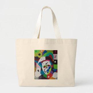Jokers wild tote bag