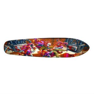 Jokers Wilding Sk8 Board 19.7 Cm Skateboard Deck