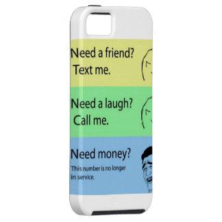 jokes on phone case tough iPhone 5 case