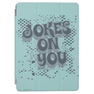 Jokes on you iPad air cover