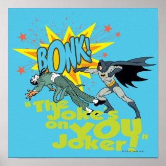 Joke's On You Poster