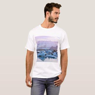 Jökulsárlón Glacier Lagoon T-Shirt. T-Shirt