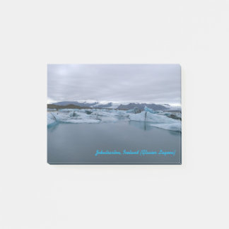 Jokulsarlon, Iceland - Glacier Lagoon Post-it® Notes