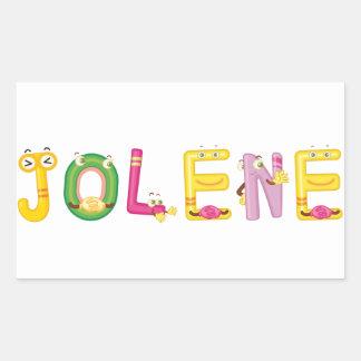 Jolene Sticker