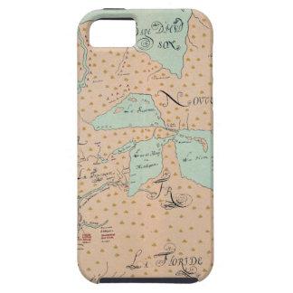 JOLLIET: NORTH AMERICA 1674 TOUGH iPhone 5 CASE