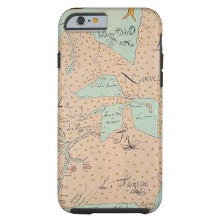 JOLLIET: NORTH AMERICA 1674 TOUGH iPhone 6 CASE