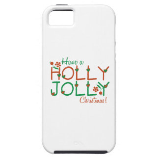 Jolly Christmas iPhone 5 Case
