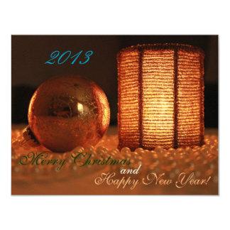 Jolly Holiday greeting Card 11 Cm X 14 Cm Invitation Card