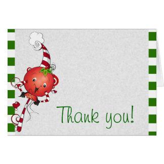Jolly Lolly Thank You Card