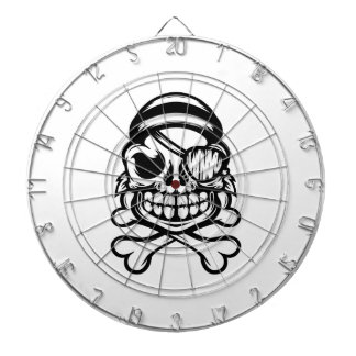 Jolly Pirate Dartboard