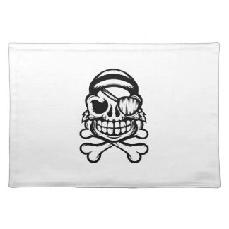 Jolly Pirate Placemat