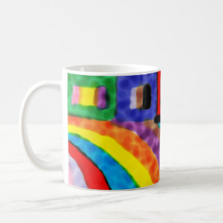 Jolly  rainbow  mug