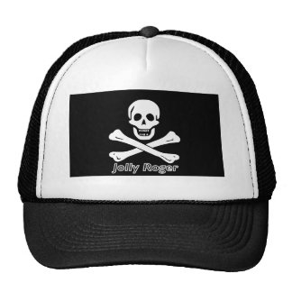 Jolly Roger Hat. Cap
