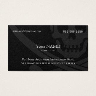 Jolly Roger Modern Business Card