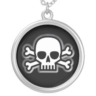 'Jolly Roger' Pirate Pendant