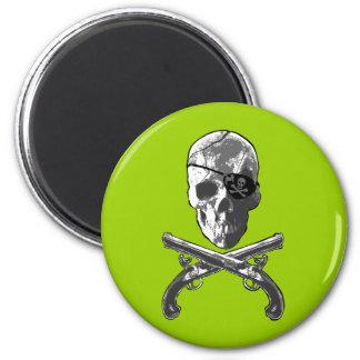 Jolly Roger Pistols Magnet