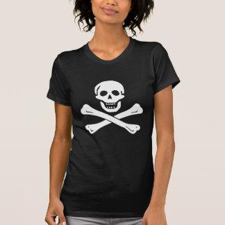 Jolly Roger: Skull and Crossed Bones T-Shirt