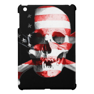 Jolly Roger Skull Crossbones Skull And Crossbones iPad Mini Covers
